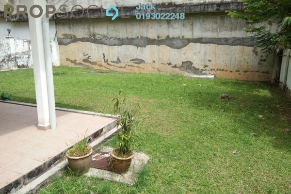 Semi-Detached For Sale in Taman Melawati, Kuala Lumpur Leasehold Semi Furnished 4R/4B 1.35m