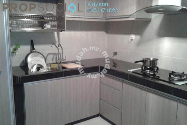 Condominium For Rent in Angkasa Impian 1, Bukit Ceylon Leasehold Fully Furnished 3R/2B 3k