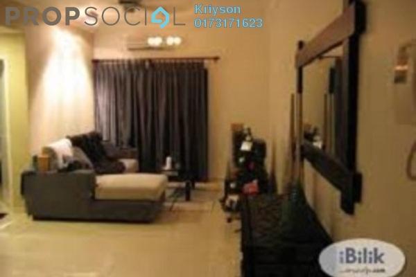 Condominium For Rent in Ketumbar Hill, Cheras Freehold Semi Furnished 2R/2B 1.1k