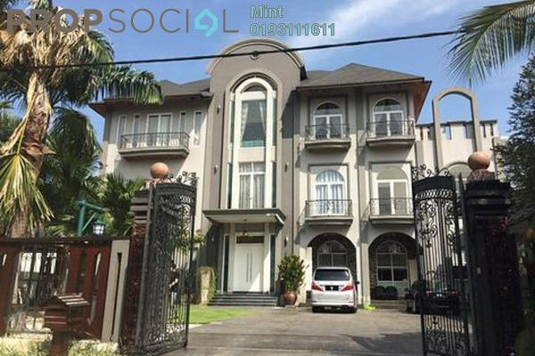 Bungalow For Sale in Country Heights Kajang, Kajang Freehold Semi Furnished 9R/8B 11m