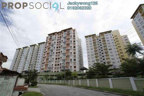 Condominium For Rent in Casa Desa, Taman Desa Freehold Fully Furnished 3R/2B 2.5k