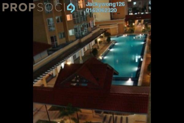 Condominium For Sale in Sri Jati II, Old Klang Road Freehold Semi Furnished 3R/2B 530k