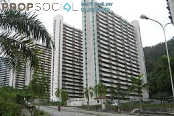 Condominium For Rent in Majestic Heights, Paya Terubong Leasehold Unfurnished 3R/2B 520translationmissing:en.pricing.unit