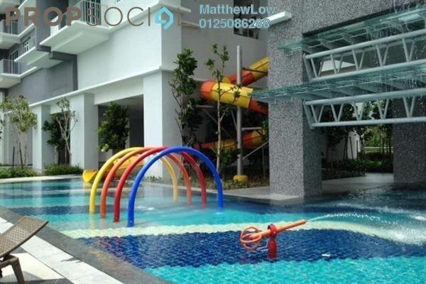 Condominium For Sale in Pearl Regency, Gelugor Freehold Semi Furnished 3R/2B 1.22m