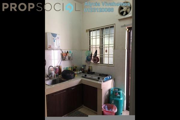 Terrace For Sale in Taman Lestari Permai, Bandar Putra Permai Leasehold Semi Furnished 4R/3B 600k