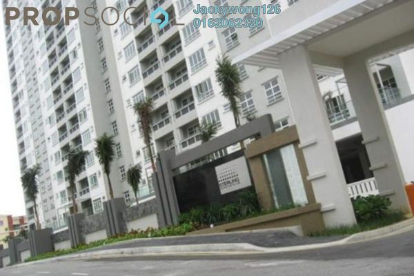 Condominium For Rent in Sterling, Kelana Jaya Leasehold fully_furnished 4R/2B 2.5k