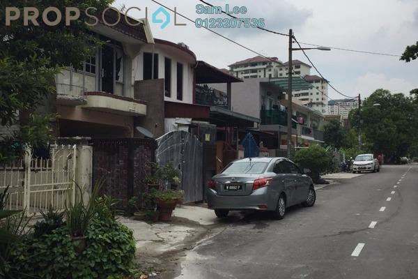 Terrace For Sale in Taman Kencana, Pandan Indah Freehold Semi Furnished 2R/2B 370k