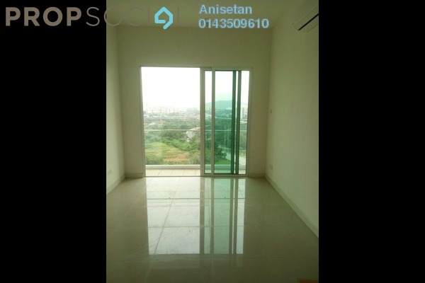 Condominium For Rent in Desa Green Serviced Apartment, Taman Desa Freehold Semi Furnished 3R/2B 1.8k