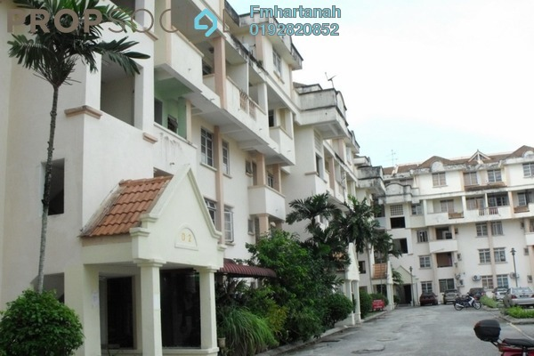 Apartment For Rent in Taman Murni, Sepang Leasehold Unfurnished 3R/2B 850translationmissing:en.pricing.unit