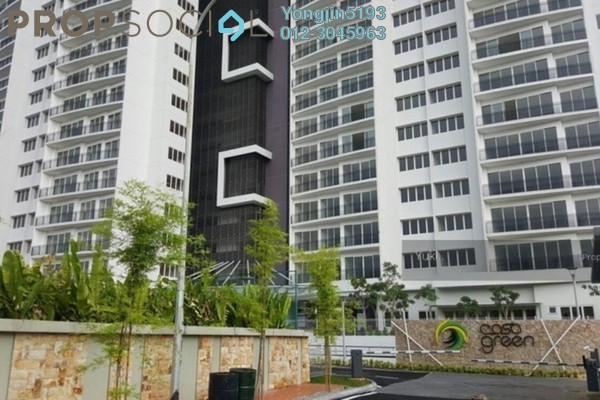 Condominium For Rent in Casa Green, Cheras South Freehold Unfurnished 3R/2B 1.4k