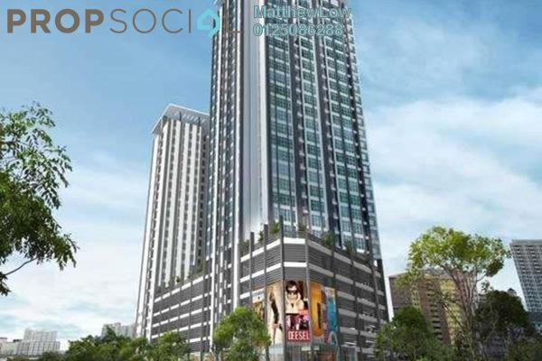 Condominium For Sale in Straits Garden, Jelutong Freehold Unfurnished 4R/2B 800k