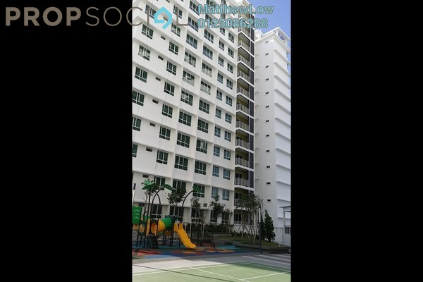 Condominium For Sale in Fiera Vista, Sungai Ara Freehold Unfurnished 3R/3B 830k