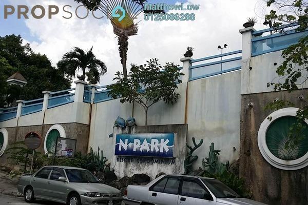 Condominium For Sale in N-Park, Batu Uban Freehold Fully Furnished 3R/2B 355k