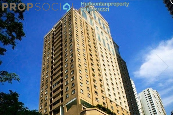 Condominium For Rent in Maytower, Dang Wangi Freehold Fully Furnished 0R/1B 1.6k