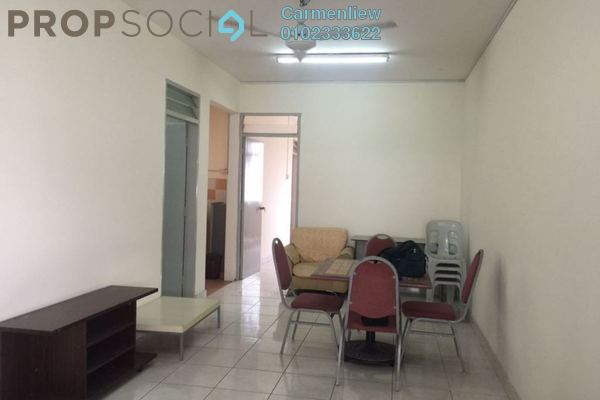Apartment For Sale in Mentari Court 1, Bandar Sunway Leasehold Semi Furnished 3R/2B 250k