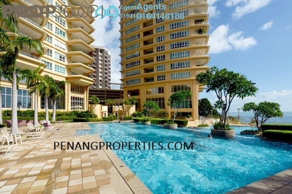 Condominium For Sale in The Cove, Tanjung Bungah Freehold Semi Furnished 0R/0B 2.8m