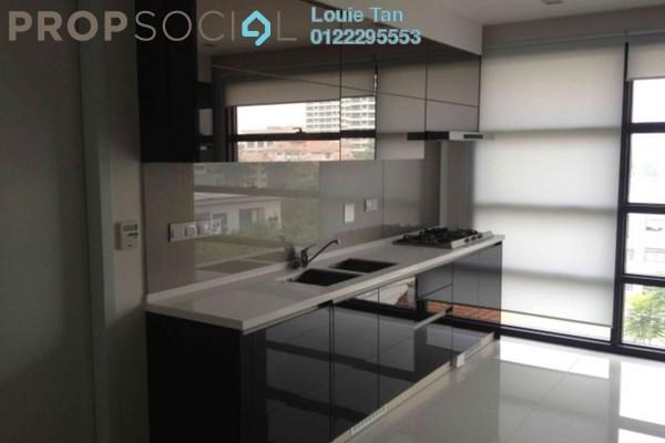 Condominium For Rent in Seri Ampang Hilir, Ampang Hilir Freehold Semi Furnished 3R/4B 8.5k
