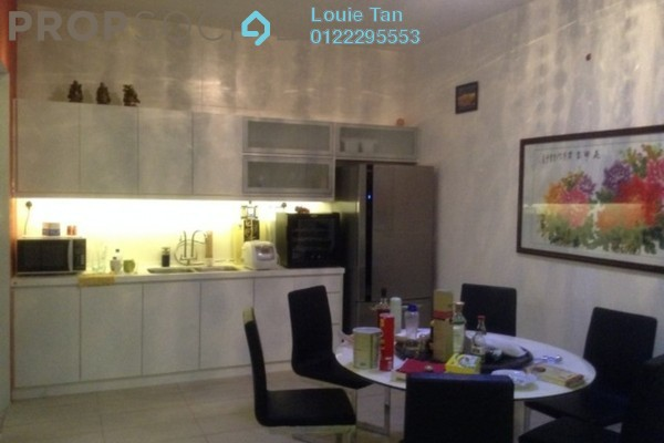 Terrace For Sale in Duta Suria, Ampang Leasehold Semi Furnished 5R/6B 1.9m