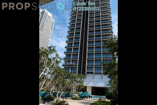 Condominium For Rent in 6 CapSquare, Dang Wangi Freehold Fully Furnished 2R/2B 4.5k