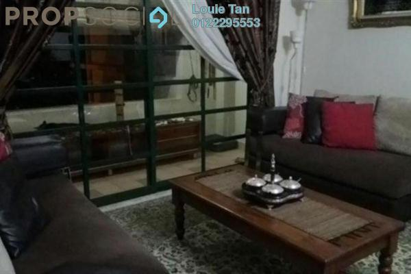 Apartment For Rent in Ampang 971, Ampang Hilir Freehold Semi Furnished 3R/3B 3.5k