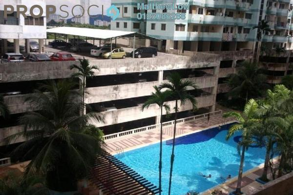 Condominium For Rent in Gambier Heights, Bukit Gambier Freehold Semi Furnished 3R/2B 900translationmissing:en.pricing.unit
