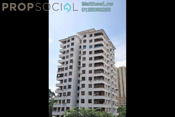 Condominium For Rent in Flamingo Series, Green Lane Freehold Semi Furnished 3R/2B 1.2k