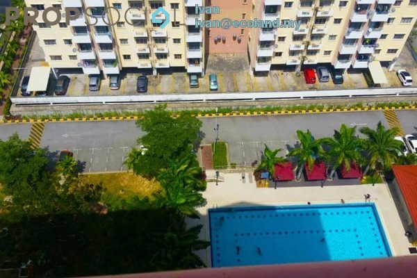 Apartment For Sale in Jalil Damai, Bukit Jalil Freehold Semi Furnished 3R/2B 480k
