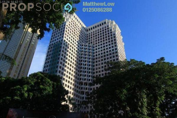 Condominium For Rent in Mansion One, Georgetown Freehold Fully Furnished 1R/1B 2.4k