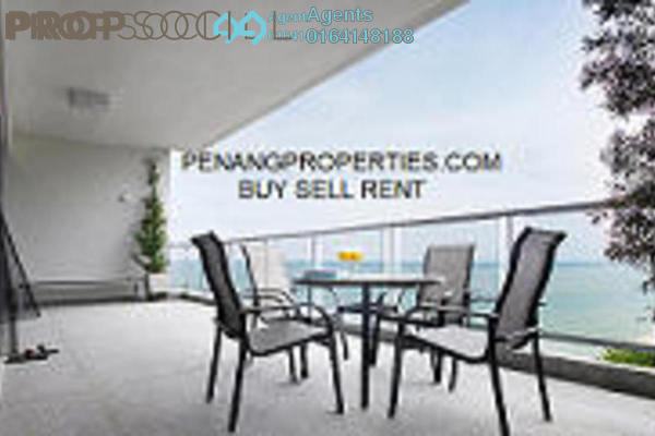 Condominium For Rent in Infinity, Tanjung Bungah Freehold Fully Furnished 3R/3B 6.8k