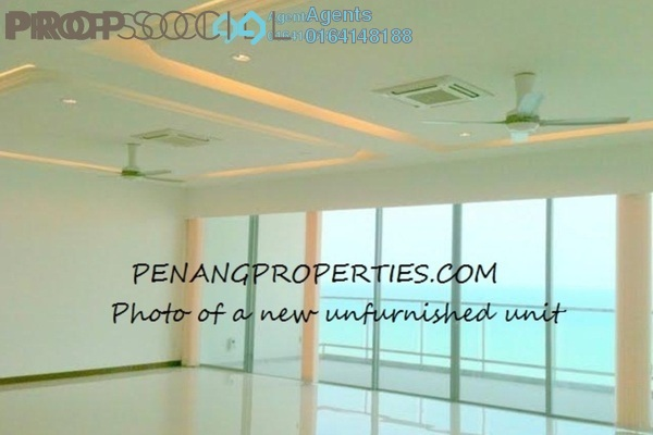 Condominium For Sale in Infinity, Tanjung Bungah Freehold Fully Furnished 3R/3B 2.75m