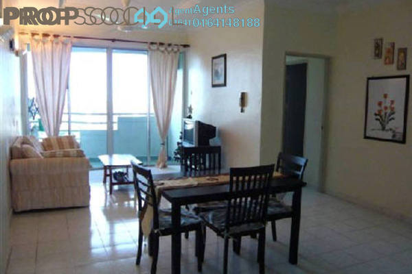 Condominium For Rent in N-Park, Batu Uban Freehold Fully Furnished 3R/2B 1k