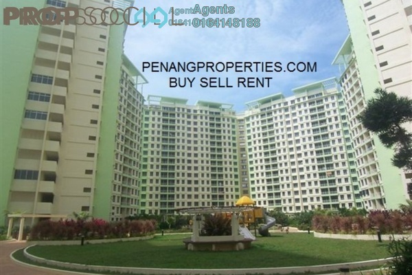 Condominium For Rent in Putra Place, Bayan Indah Freehold Fully Furnished 3R/2B 1.6k