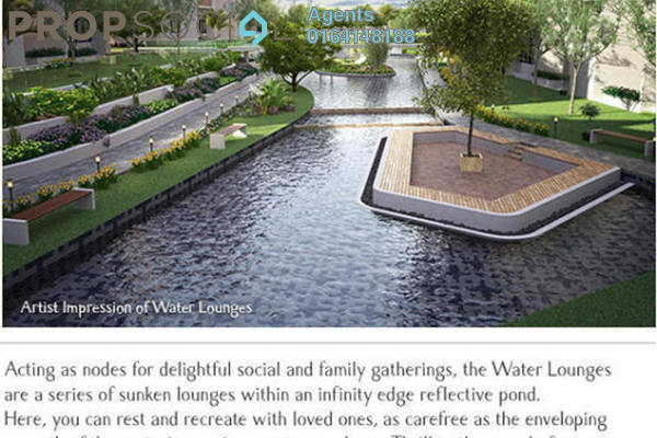 Condominium For Rent in Ferringhi Residence, Batu Ferringhi Freehold Unfurnished 3R/2B 3k