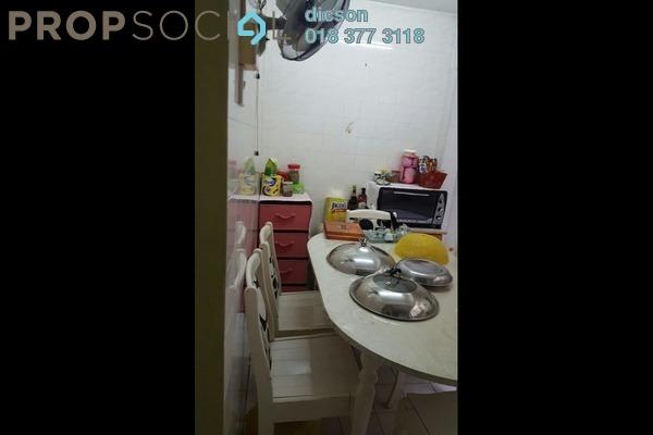 Terrace For Sale in Taman Sri Sinar, Segambut Freehold Unfurnished 3R/2B 460k