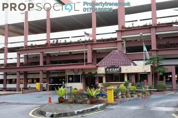 Apartment For Rent in E-Park, Batu Uban Freehold Fully Furnished 3R/2B 1.7k
