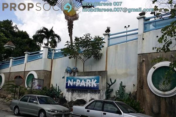 Condominium For Rent in N-Park, Batu Uban Freehold Fully Furnished 3R/2B 1.1k