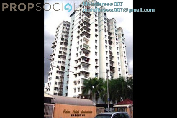 Apartment For Sale in Relau Indah, Relau Freehold Fully Furnished 3R/2B 325k