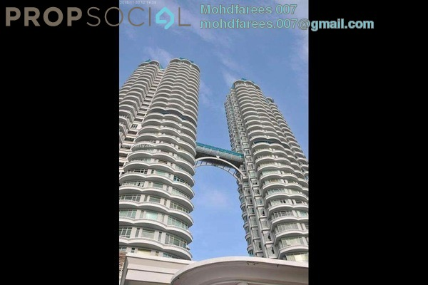Condominium For Rent in The View, Batu Uban Freehold Fully Furnished 4R/5B 3.5k