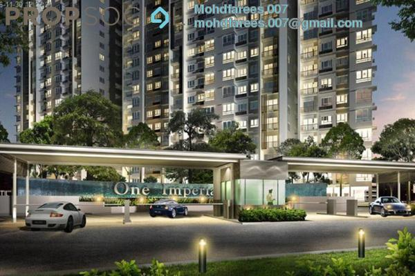 Condominium For Rent in One Imperial, Sungai Ara Freehold Fully Furnished 4R/2B 1.8k