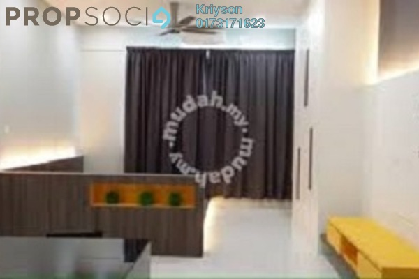 Condominium For Rent in Vue Residences, Titiwangsa Freehold Fully Furnished 2R/1B 2k