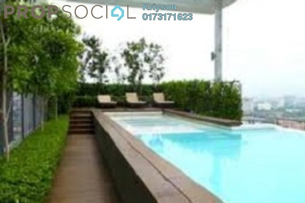 Condominium For Rent in One Jelatek, Setiawangsa Freehold Fully Furnished 4R/3B 4.4k