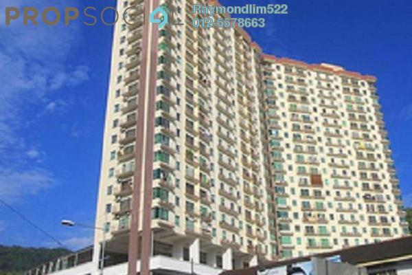 Condominium For Rent in Vista Gambier, Bukit Gambier Freehold Fully Furnished 3R/2B 2.1k