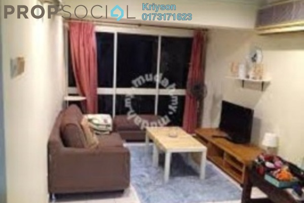 Condominium For Rent in Faber Ria, Taman Desa Freehold Fully Furnished 2R/2B 1.8k