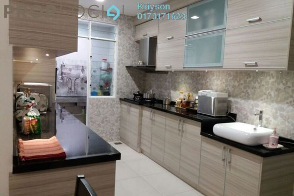 Condominium For Sale in Scott Sentral, Brickfields Freehold Fully Furnished 3R/2B 850k