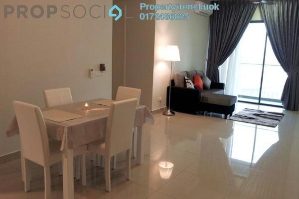 Condominium For Rent in Univ 360 Place, Seri Kembangan Leasehold Fully Furnished 3R/2B 2.5k