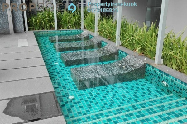 Condominium For Rent in Green Terrain, Cheras South Freehold Semi Furnished 4R/3B 1.6k