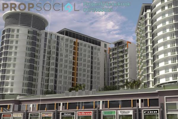 Condominium For Rent in Tiara Mutiara, Old Klang Road Freehold Semi Furnished 2R/2B 1.6k