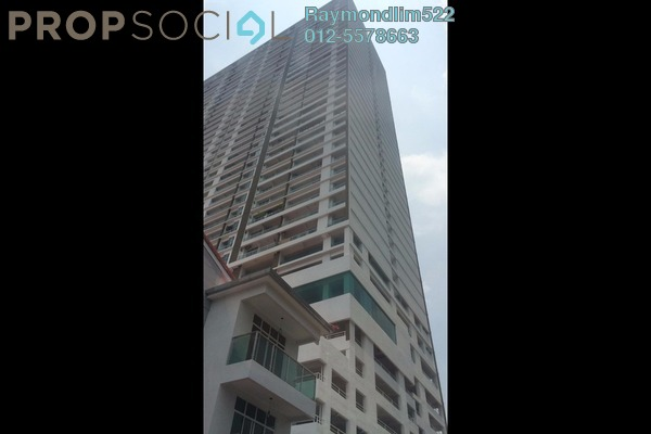 Condominium For Sale in Shineville Park, Farlim Freehold Semi Furnished 4R/2B 660k