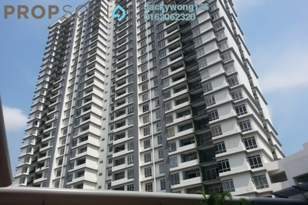 Condominium For Rent in Suasana Lumayan, Bandar Sri Permaisuri Leasehold Semi Furnished 3R/2B 1.6k