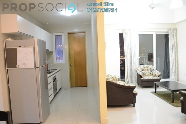 Condominium For Rent in Gaya Bangsar, Bangsar Leasehold Fully Furnished 2R/2B 3.7k